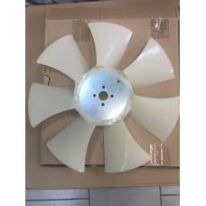 Вентилятор двигателя Hyundai R60-7