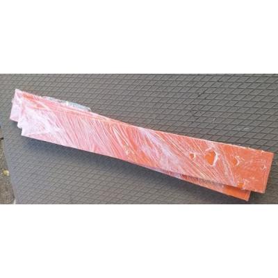 Скребок вальца Bomag 1510x150x10