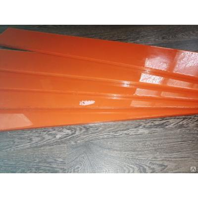 Скребок вальца Bomag 1060x200x10