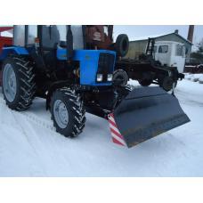 Отвал для снега МТЗ-80