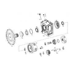 Каталог редуктора автобетоносмесителя