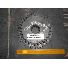 Блок-шестерня ДУ-47А.04.09